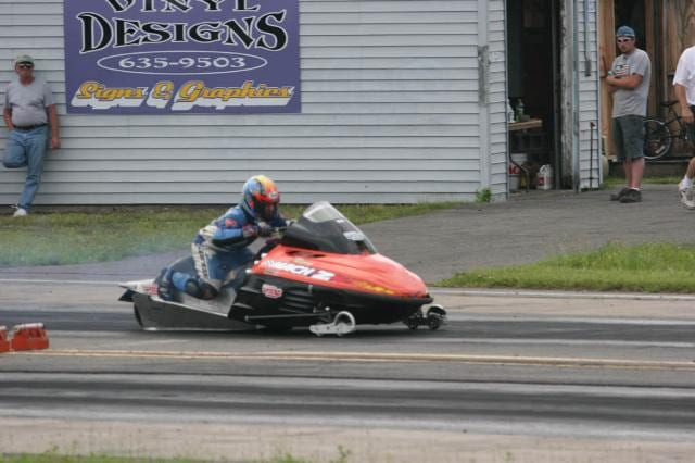 a person driving a powersports vehicle 5